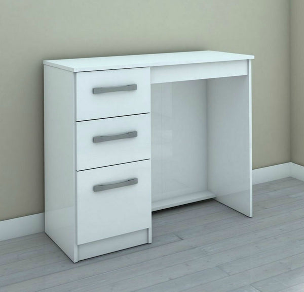 Panoply Dressing Table -White
