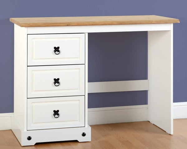 Azoic Dressing Table - White