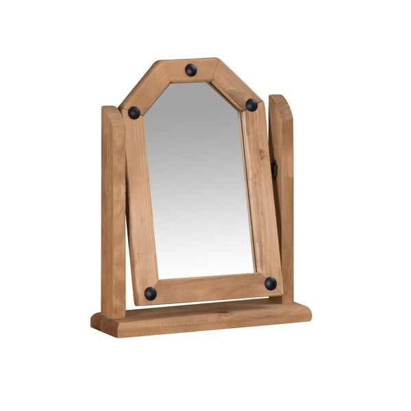 Crown Dressing Table Mirror