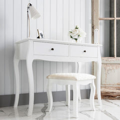 Larna Dressing Table & Stool