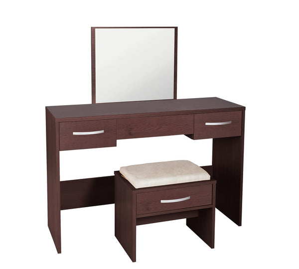Harlow Dressing Table Set - Wenge