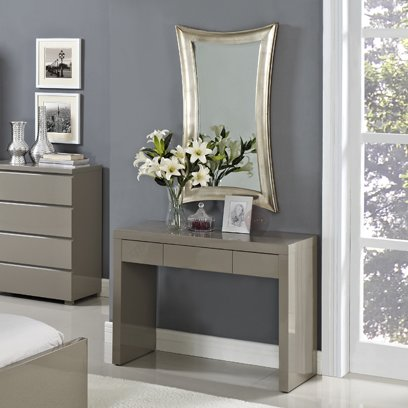 Gabrielle Dressing Table - Taupe