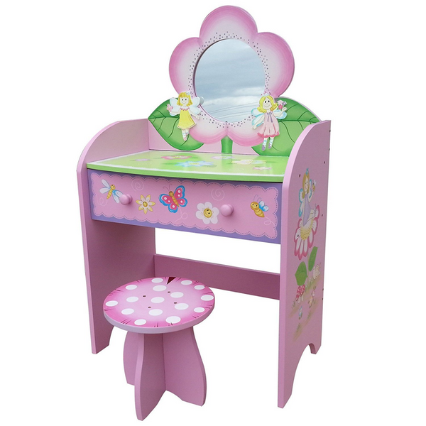 Butterfly Childrens Dressing Table