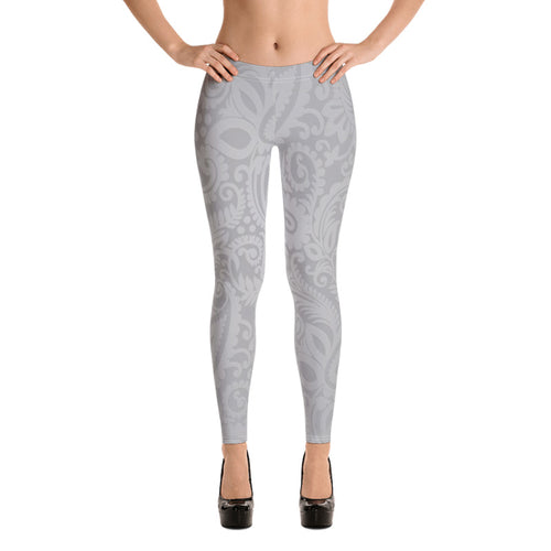 Grey Shades Collection Leggings