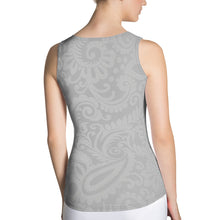 Load image into Gallery viewer, Grey Shades Tank Top