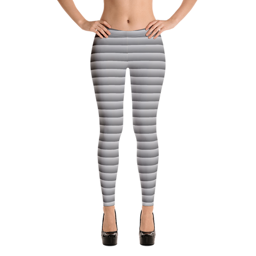 All Xotic Grey Leggings