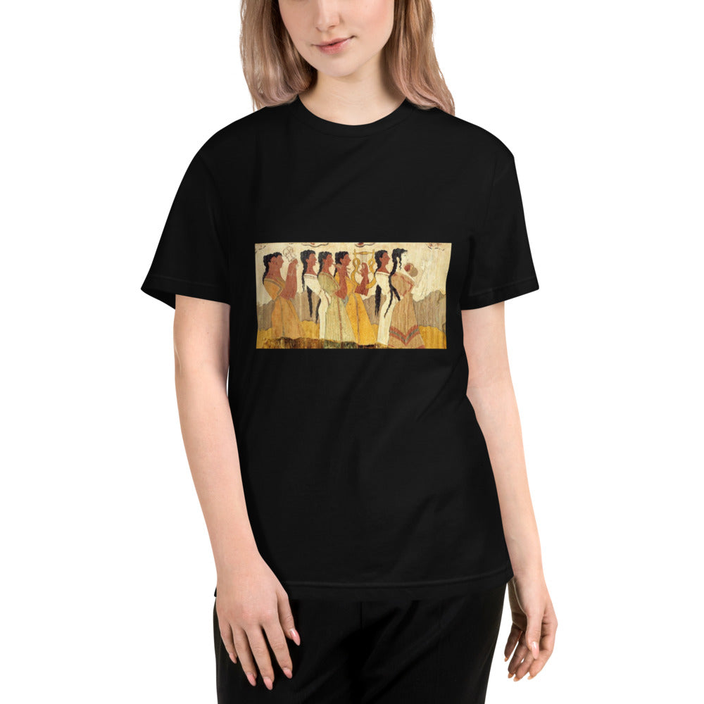 Ancient Ladies #3 Sustainable T-Shirt