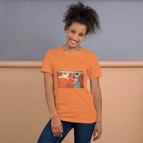 Ancient Ladies Tee #1