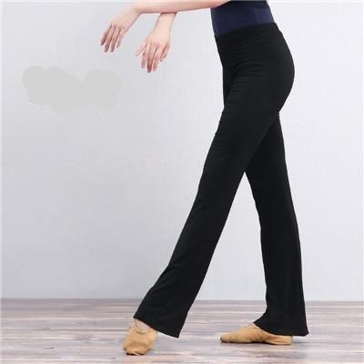 High Waist Flare Trouser with Stretch