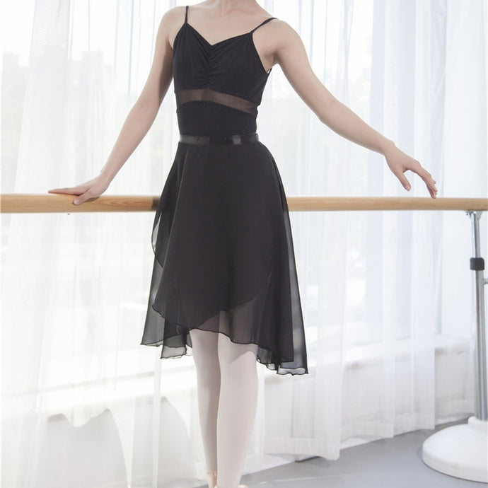 Tutu Ballerina Skirt in Black