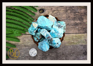 RAW CHRYSOCOLLA Gemstone 3 Piece Set Healing Chrysocolla Crystal Kit Apache Chrysocolla Intention Set Lithiotherapy Healing 3 Stone Set