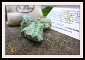 RAW RUBY In ZOISITE Gemstone 3 Piece Set Healing Ruby In Zoisite Crystal Kit Intention Stone Set Lithiotherapy Healing Ruby In Zoisite Set