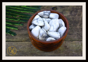 HOWLITE Gemstone 3 Piece Set Healing Howlite Crystal Healing Howlite Intention Stone Howlite Lithiotherapy Howlite Stone Set