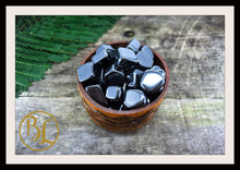 Load image into Gallery viewer, HEMATITE Gemstone 3Piece Set Healing Hematite Crystal Hematite Intention Hematite Lithiotherapy