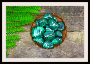 MALACHITE Gemstone Piece Healing Malachite Crystal Healing Malachite Intention Stone Lithiotherapy Malachite Chakra Chakra Stone Malachite