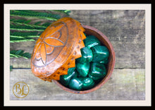 Load image into Gallery viewer, MALACHITE Gemstone Piece Healing Malachite Crystal Healing Malachite Intention Stone Lithiotherapy Malachite Chakra Chakra Stone Malachite