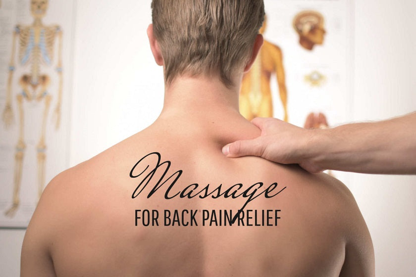 Massage for Back-Pain Relief