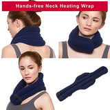 Sunny Bay: Hands-Free Neck Heating Wrap