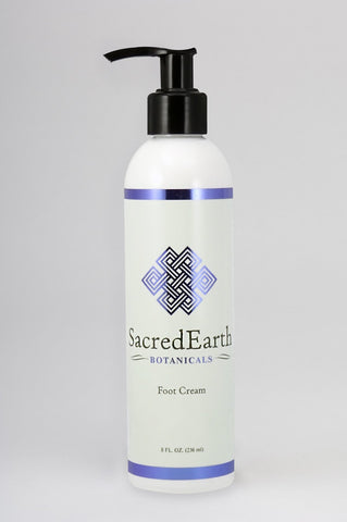 Sacred Earth Botanicals: Foot Cream