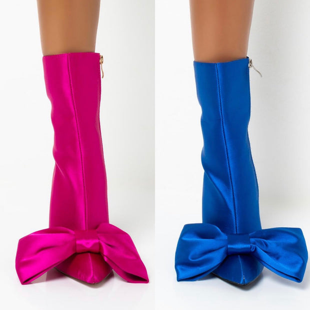 Big Bow Booties (Limited Release)