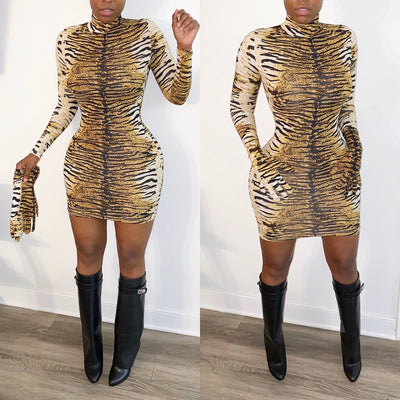 Tiger Paws Dress