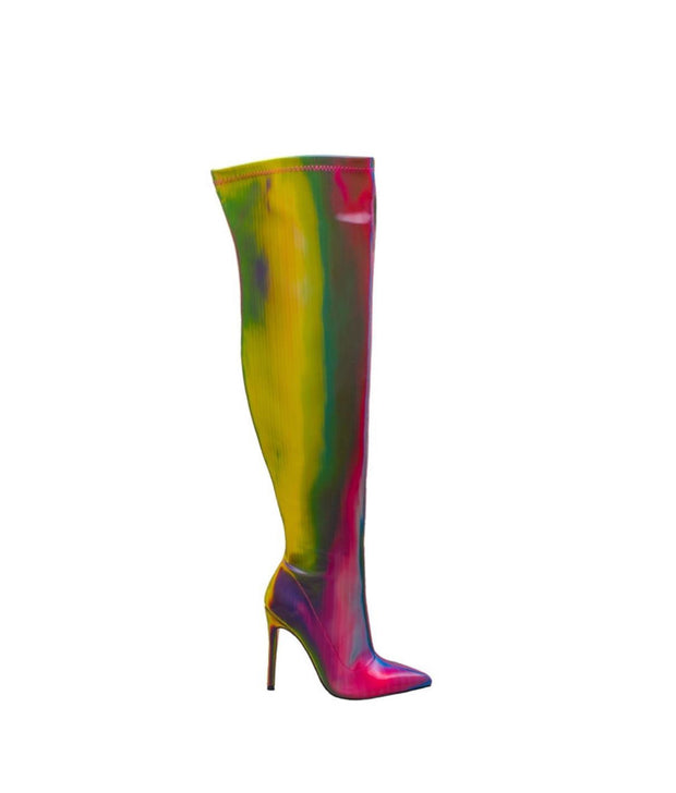 Rainbow Dreams Boots
