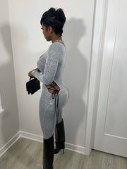 Greyed Out Jumpsuit