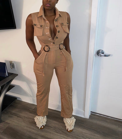 Aviator Jumpsuit