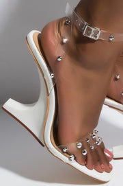 Studded Wedges (2 colors)