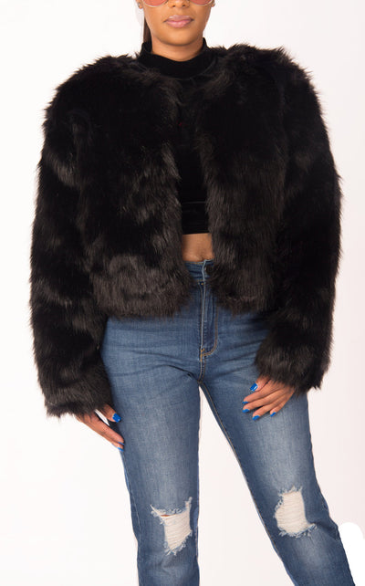 Fur Season Coat