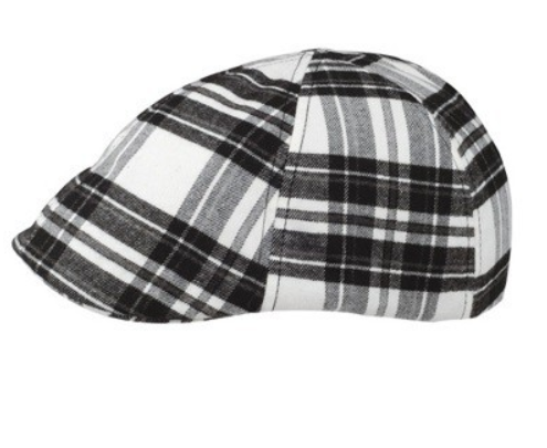 Plaid Out Golf Hat
