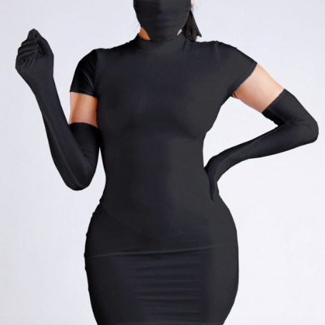 Sexy & Safe Dress Set (LIMITED RELEASE)