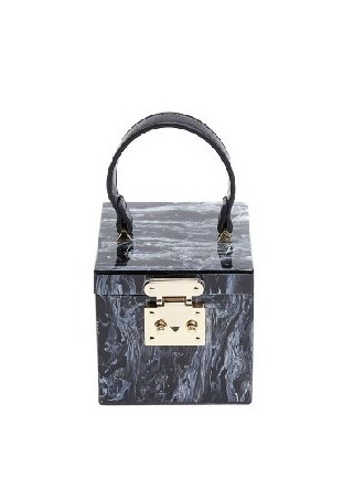 Marble Box Bag (2 colors)