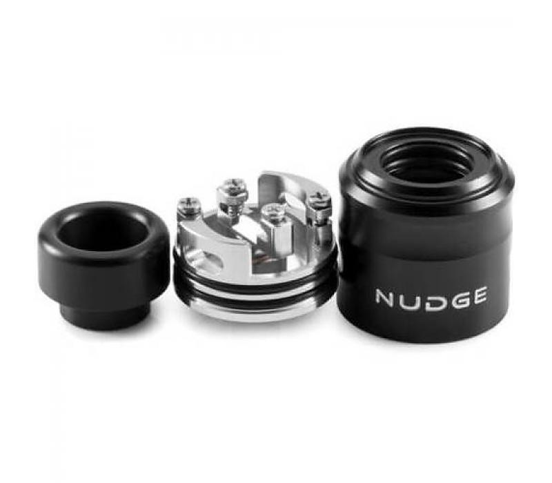 Nudge BF RDA - E-Liquid, Vape, e-cigarette, vape pen, salt nic,