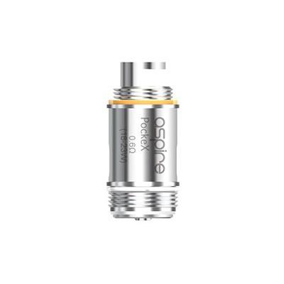 Pocke X Replacement coils (Single coil)
