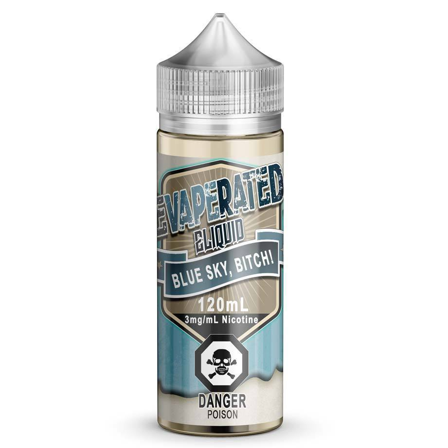 Blue Sky, Bitch! - E-Liquid, Vape, e-cigarette, vape pen, salt nic,