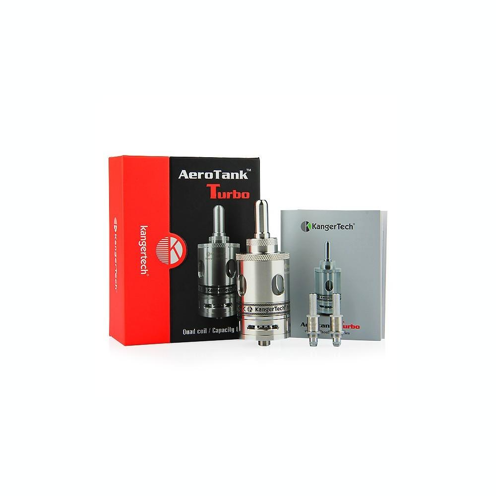 Aerotank Turbo Sub Ohm / Low Wattage Tank - E-Liquid, Vape, e-cigarette, vape pen, salt nic,
