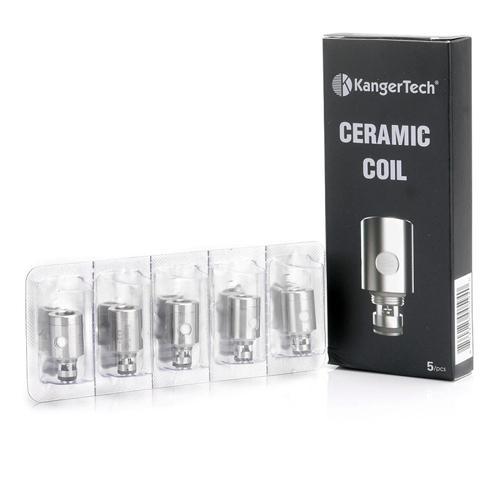 SSOCC Replacement Coils (Single coil) - E-Liquid, Vape, e-cigarette, vape pen, salt nic,