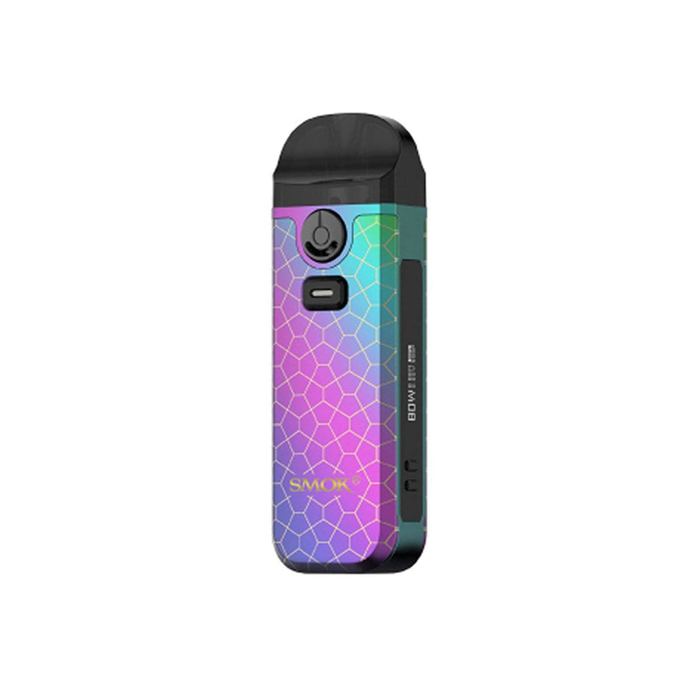 Nord 4 80W Pod Kit HIGH POWERED DEVICE SMOK 7 Color Armor