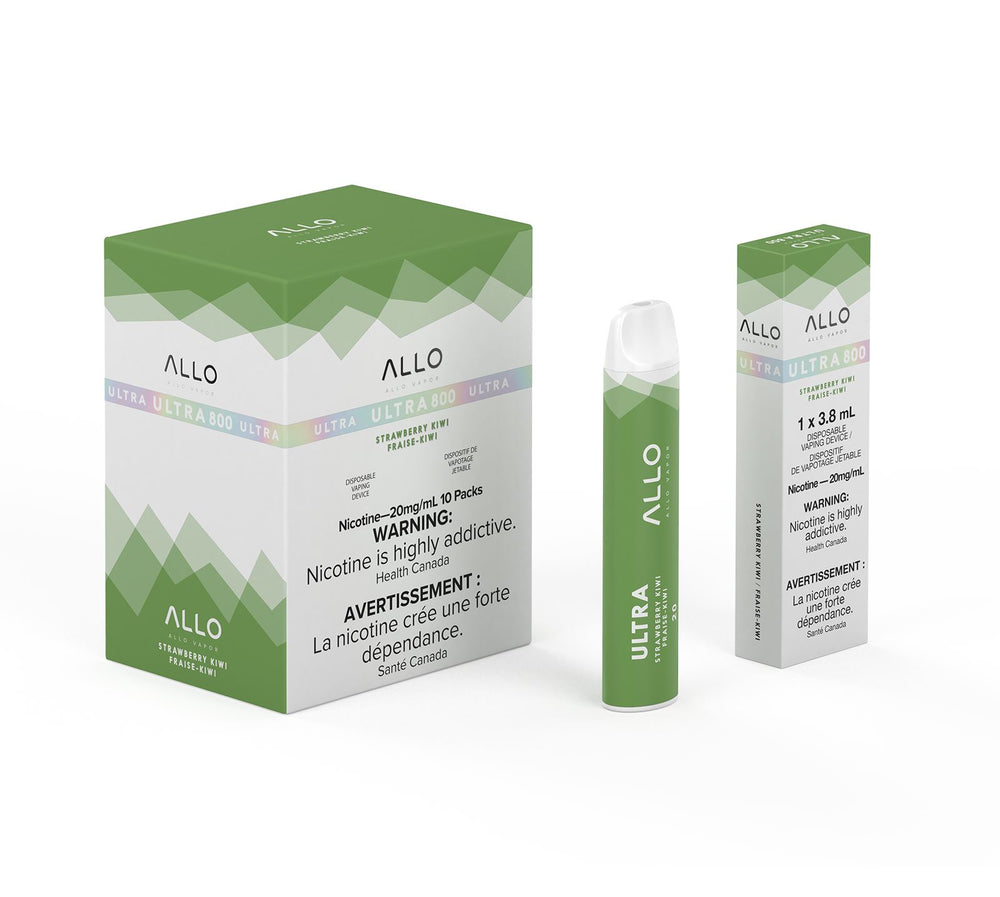 Strawberry Kiwi - Ultra Disposable Allo