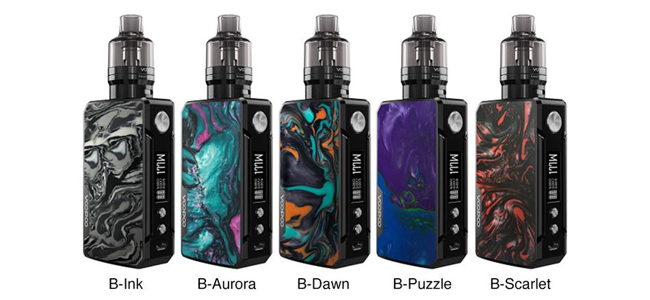 Drag 2 177W Refresh Edition High Powered Starter Kit HIGH POWERED DEVICE VOOPOO