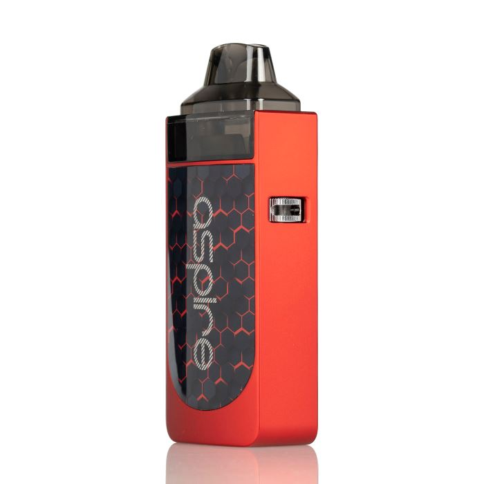 BP60 60W Pod System POD SYSTEM ASPIRE Honeycomb red