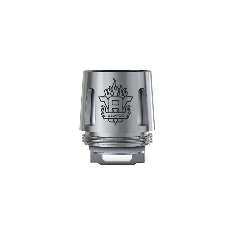 TFV8 Baby Replacement coils (Single coil) - E-Liquid, Vape, e-cigarette, vape pen, salt nic,