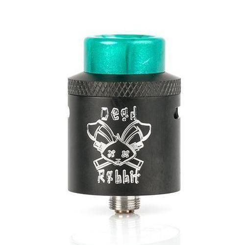 Dead Rabbit RDA - E-Liquid, Vape, e-cigarette, vape pen, salt nic,