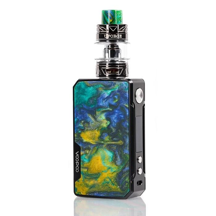 Drag 2 177W & U-Force T2 Kit - E-Liquid, Vape, e-cigarette, vape pen, salt nic,