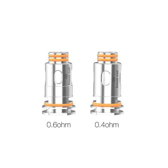 Aegis Boost Replacement Coils (Single Coil)