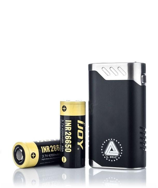 Limitless Lux 215W Device - E-Liquid, Vape, e-cigarette, vape pen, salt nic,