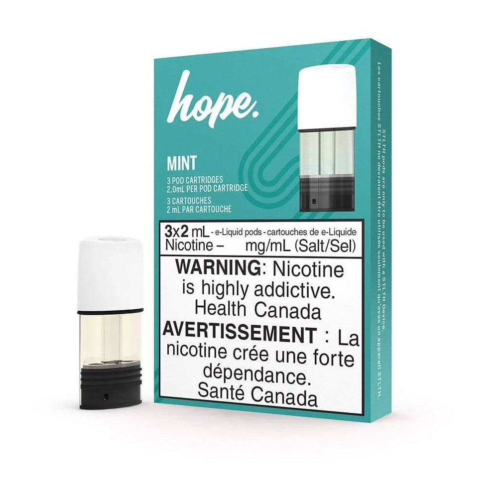 Mint By Hope PODS STLTH