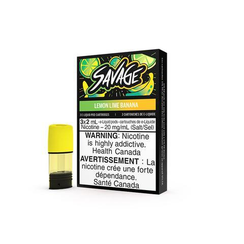 Lemon Lime Banana By Savage