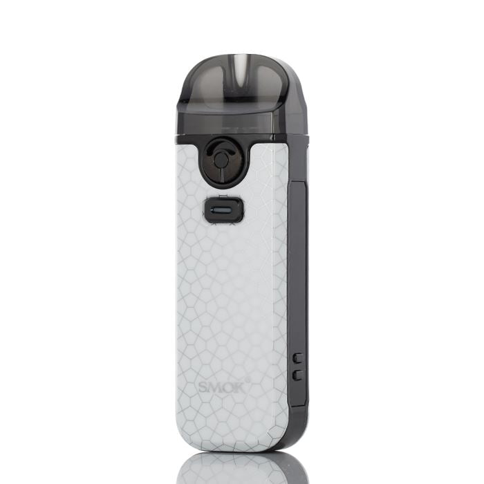 Nord 4 80W Pod Kit HIGH POWERED DEVICE SMOK White Armor
